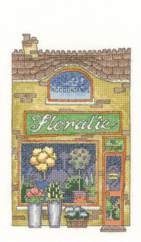 Floralie Cross Stitch