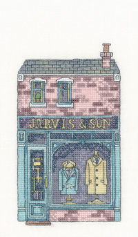 Jarvis & Son Cross Stitch