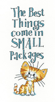 Small Packages cross stitch