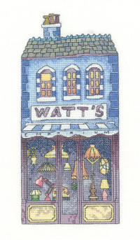 Watt's Cross Stitch