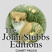 John Stubbs cross stitch charts
