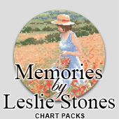 Memories cross stitch charts