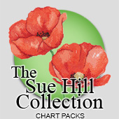Sue Hill cross stitch charts