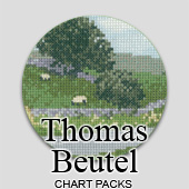 Thomas Beutel cross stitch charts