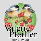 Valerie Pfeiffer cross stitch charts