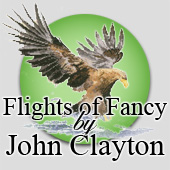 Flights Of Fancy - stunning cross stitch birds in flight by John Clayton