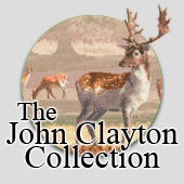 The John Clayton cross stitch collection