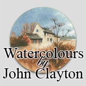 Stunning counted cross stitch scenes by John Clayton by John Clayton