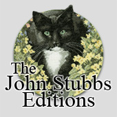 Cross stitch animals from the paintings of John Stubbs