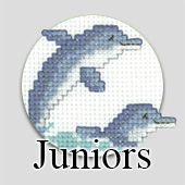 Juniors - cross stitch for children and beginners