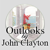 Outlooks - cross stitch designs by John Clayton