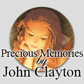 Precious Memories - counted cross stitch designs by John Clayton
