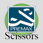 Premax needlework scissors