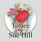 Toffee the Bear by Sue Hill