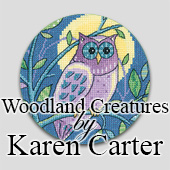 Woodland Creatures by Karen Carter